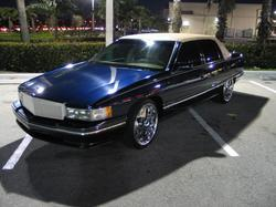 B-nasssts 1996 Cadillac DeVille