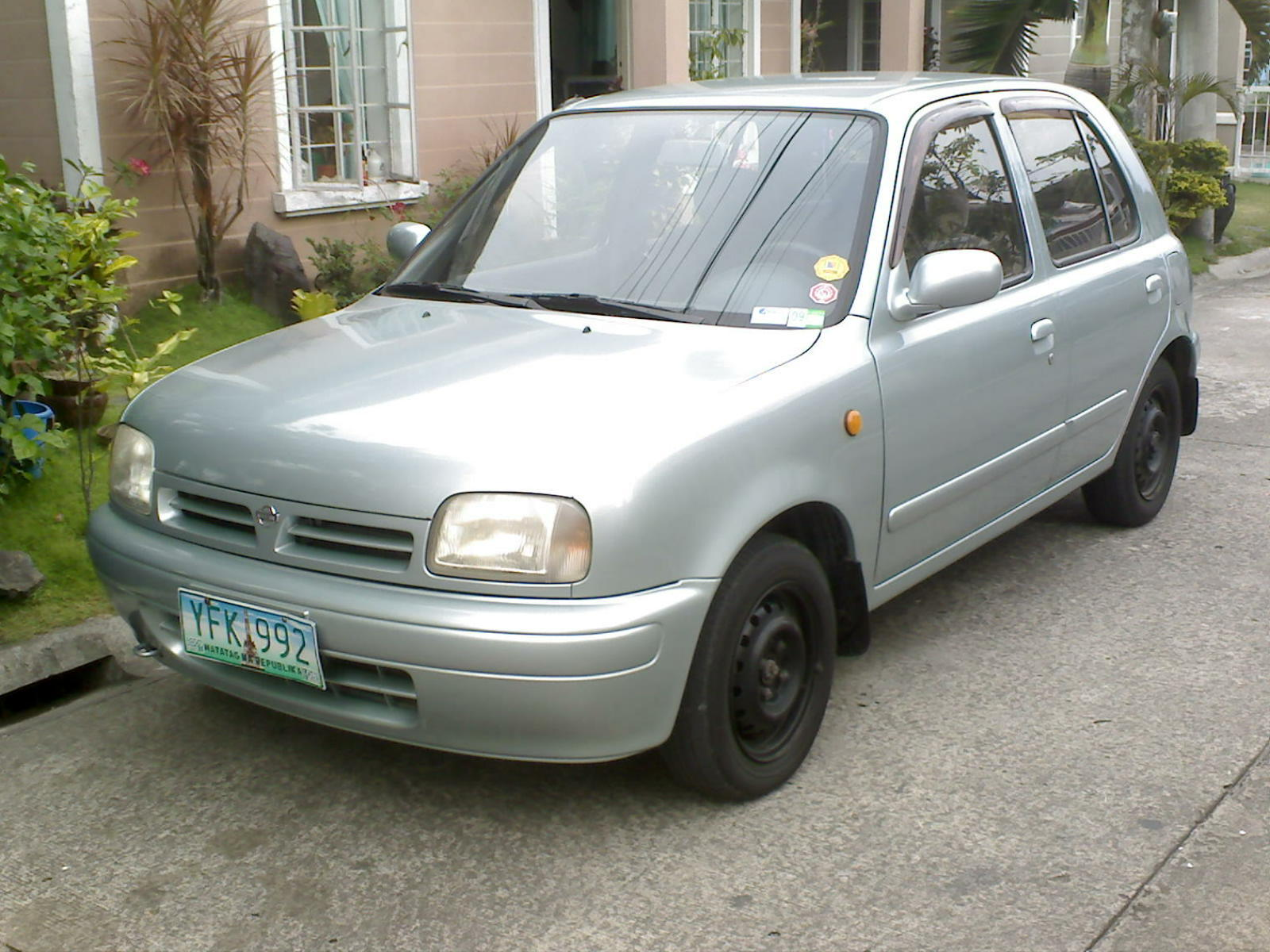 Rlocampo 1997 Nissan Micra Specs Photos Modification