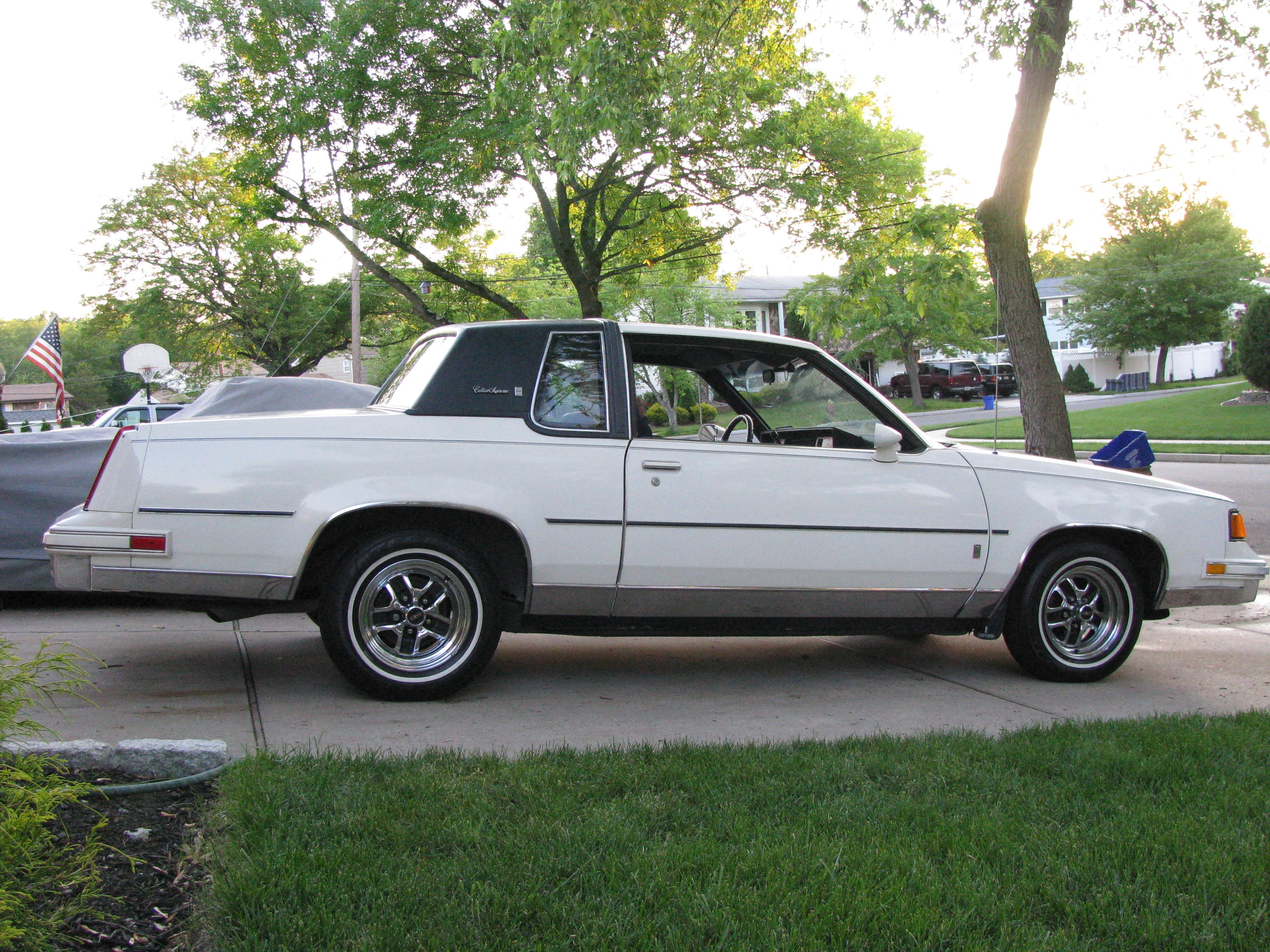 Another vinaay 1987 Oldsmobile Cutlass Supreme post... - 13001770