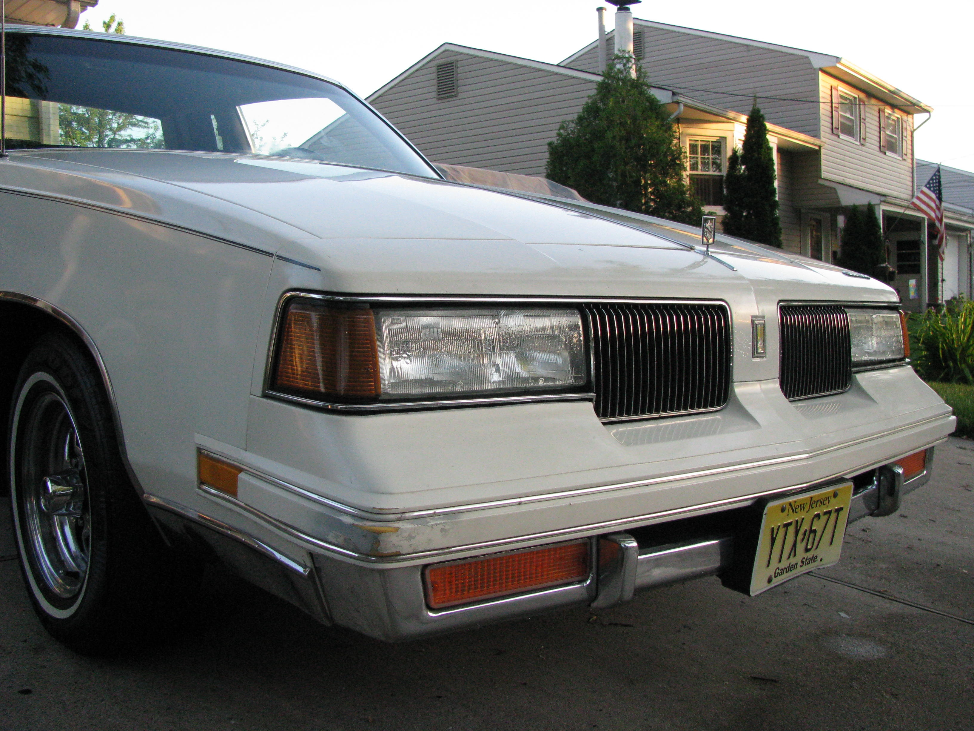 Another vinaay 1987 Oldsmobile Cutlass Supreme post... - 13001775