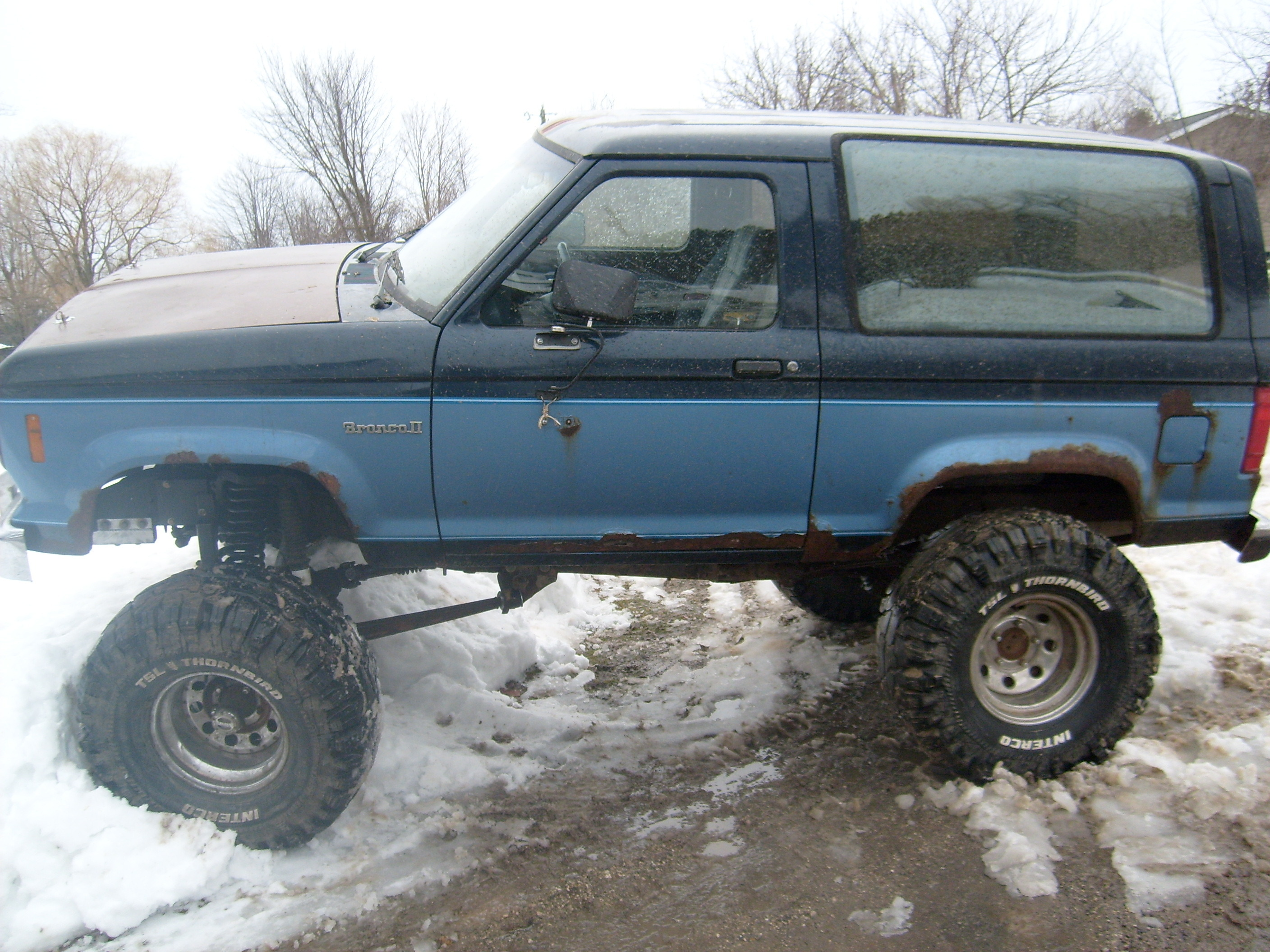 Nightstalker00 1987 Ford Bronco Ii Specs Photos Modification Info 33230570001 Original