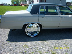 704blacks 1983 Cadillac DeVille