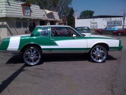 MostWanted313s 1982 Chevrolet Monte Carlo