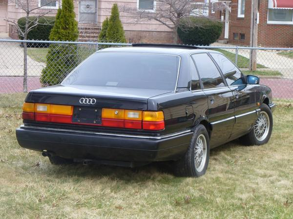 Another bezzae 1991 Audi 200 post... - 13004794