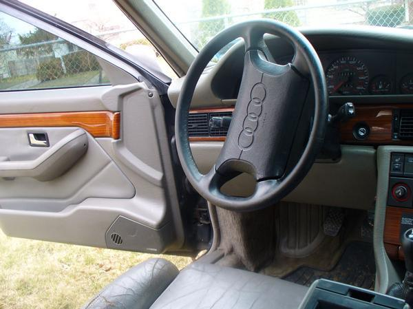Another bezzae 1991 Audi 200 post... - 13004798