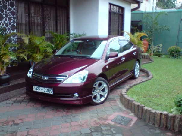 street_star9's 2006 Toyota Allion