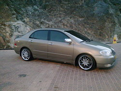 xpressmohammeds 2001 Toyota Corolla