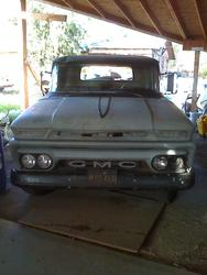 79_berlinettas 1962 GMC C/K Pick-Up
