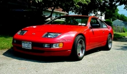 Drift_Chicks 1991 Nissan 300ZX
