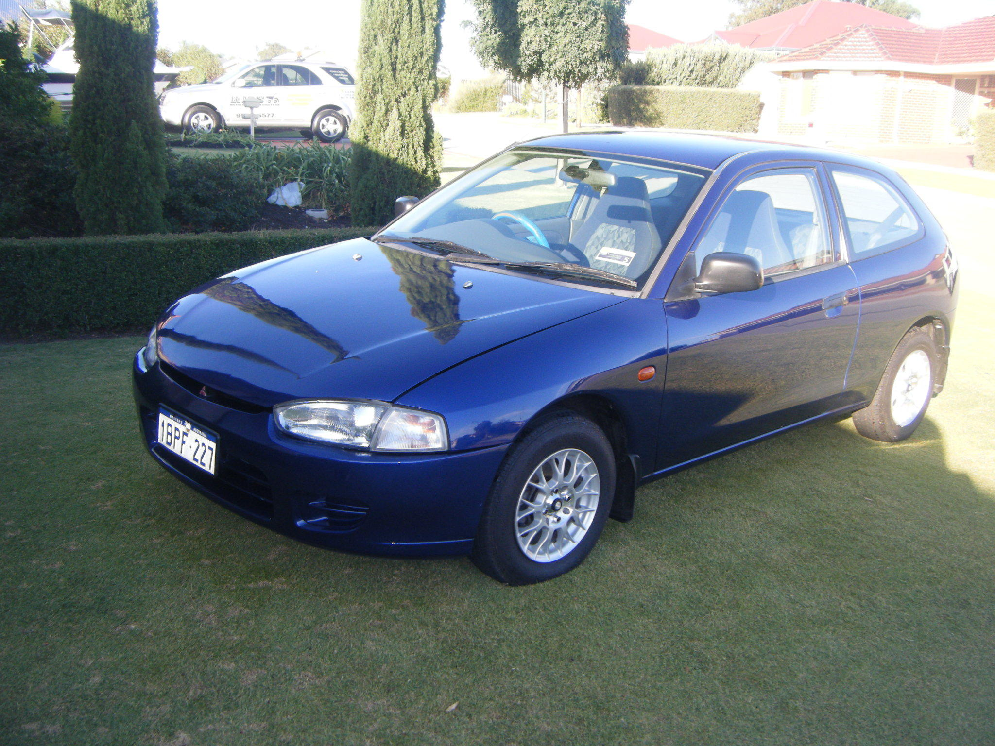 Antheachantal 1997 Mitsubishi Mirage Specs, Photos