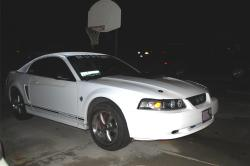 BleedingBlacks 1999 Ford Mustang