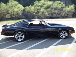 1968chevyNovamans 1978 Chevrolet Camaro