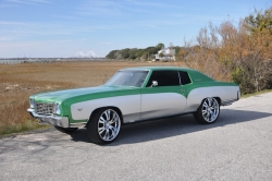 mddcustoms 1972 Chevrolet Monte Carlo