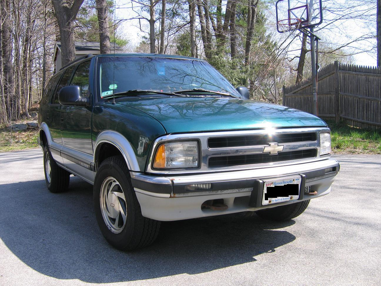 Jaye072 1997 Chevrolet Blazer Specs, Photos, Modification ...