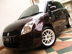 tom13 2008 Suzuki Swift