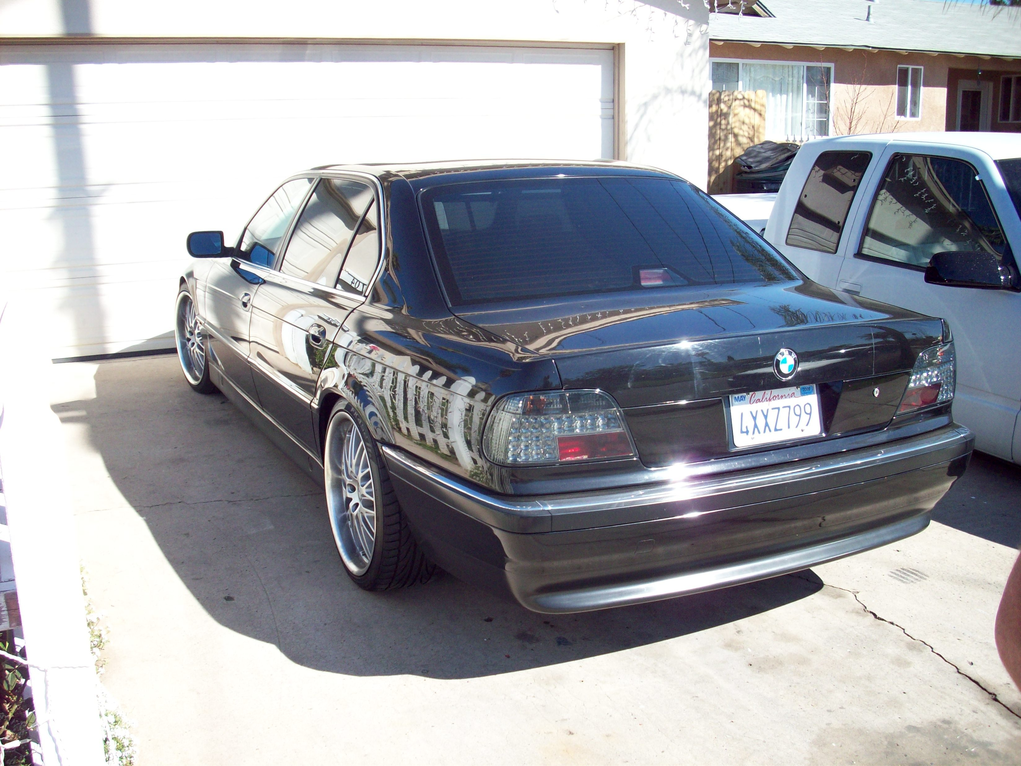 daddyjoes96ss's 1998 BMW 7 Series