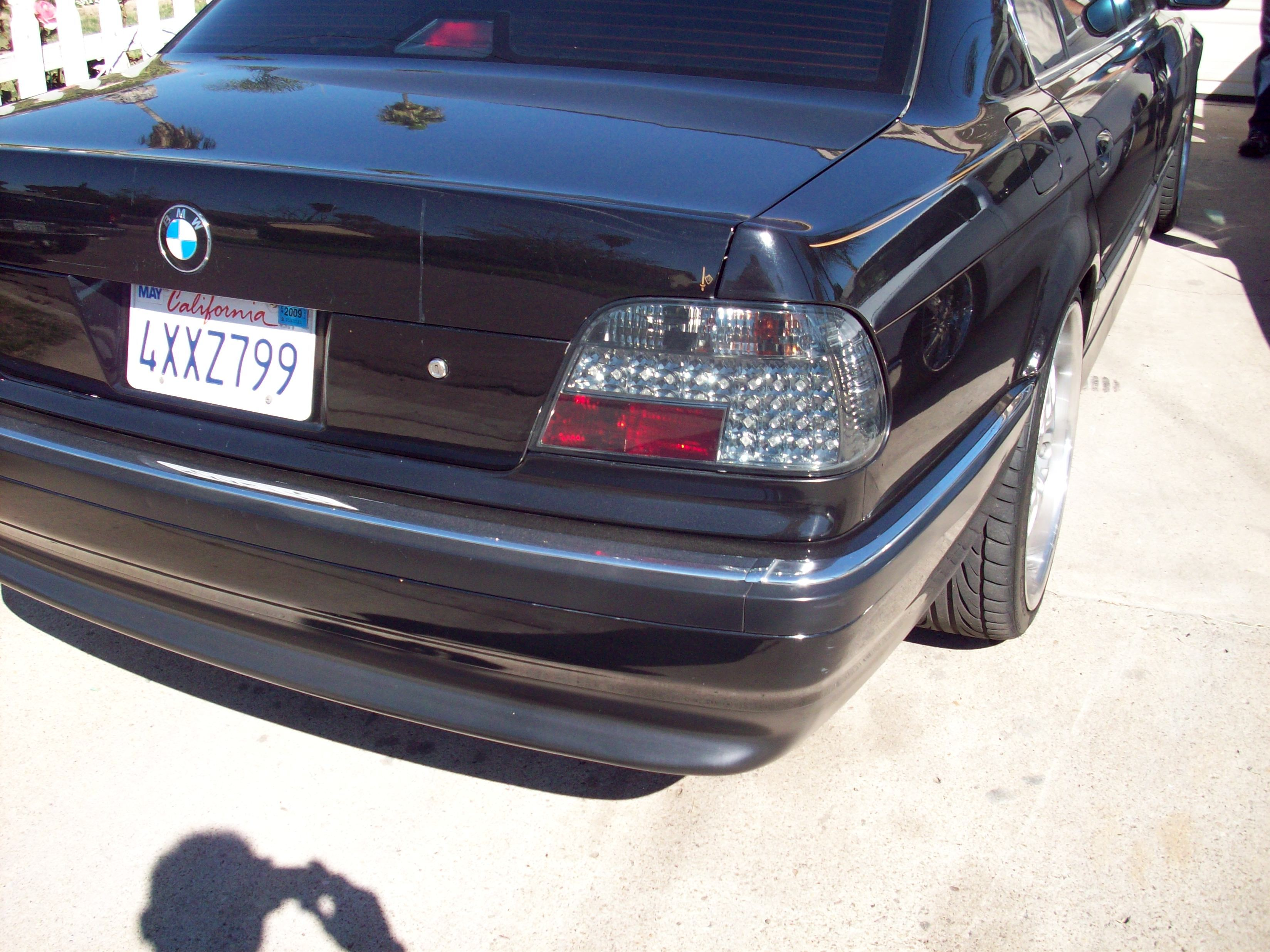 daddyjoes96ss 1998 BMW 7 Series 13009255