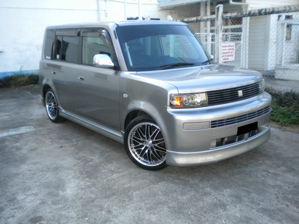 Javelinboy 2003 Scion Xb Specs Photos Modification Info At Cardomain