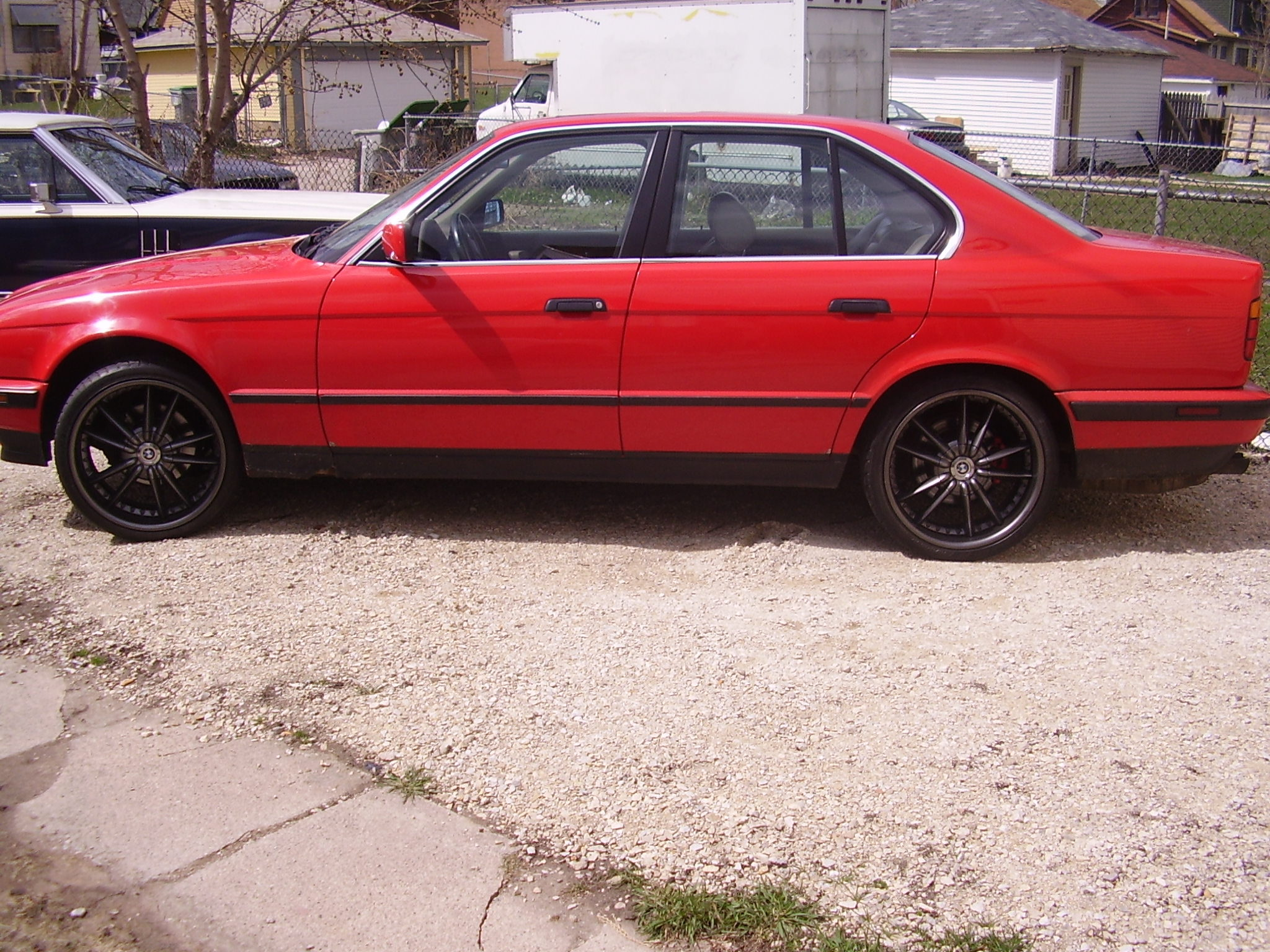 Another oldgee 1994 BMW 5 Series post... - 13238698