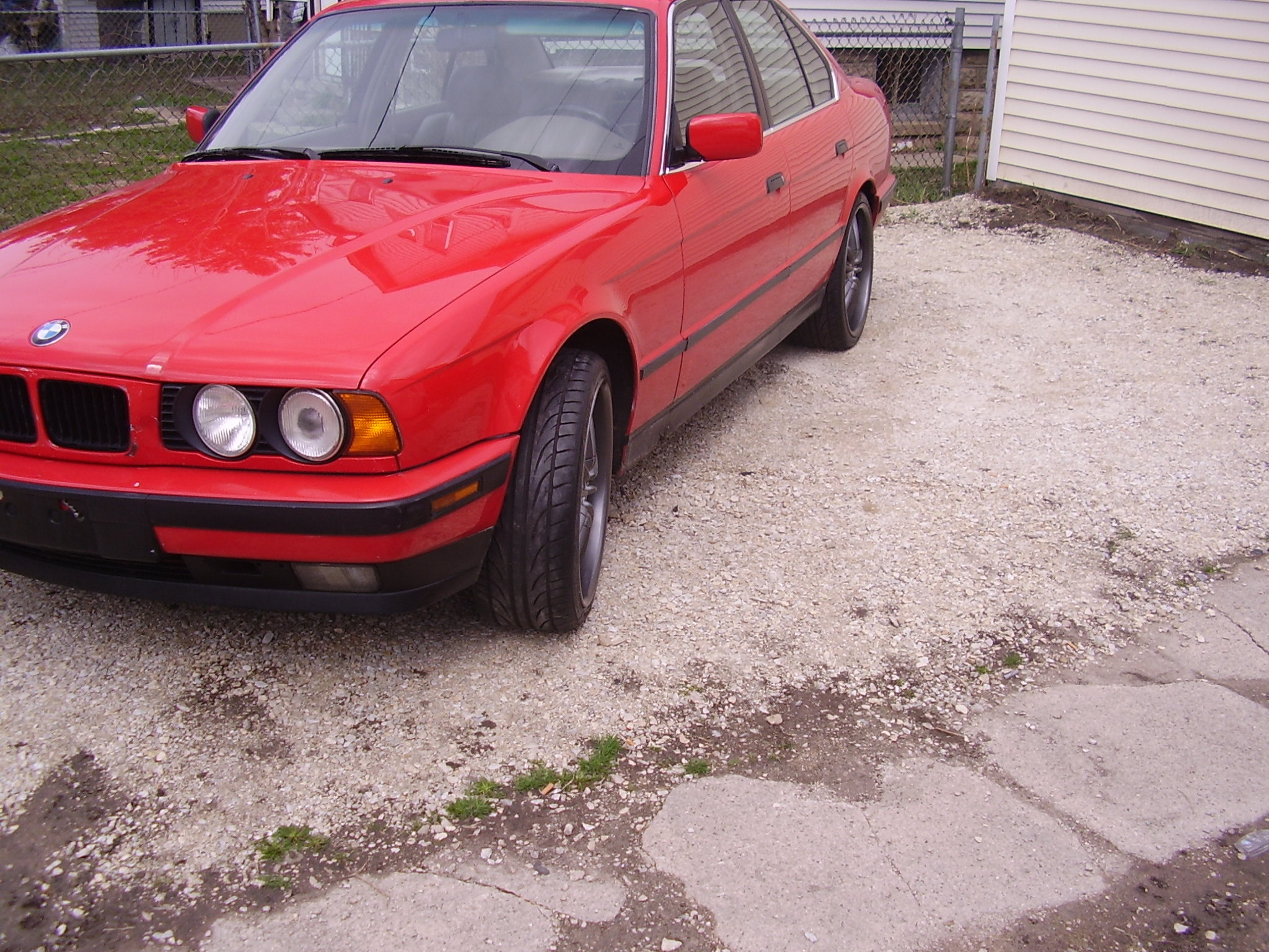 Another oldgee 1994 BMW 5 Series post... - 13238701