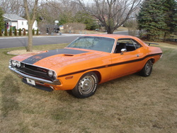 73hemis 1970 Dodge Challenger