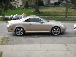 robichass 2002 Lexus SC