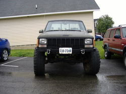 trailreadyxjs 1989 Jeep Comanche Regular Cab