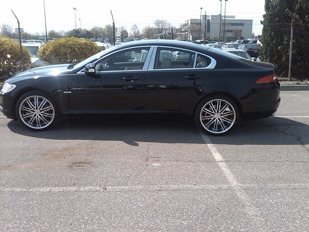 paulk631's 2009 Jaguar XF