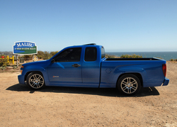 07californIAs 2007 Chevrolet Colorado Regular Cab