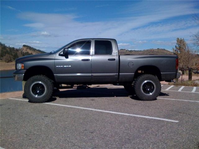 Dodge Ram 1500 Sport Lifted. 2004 Dodge Ram 1500 4x4 Quad
