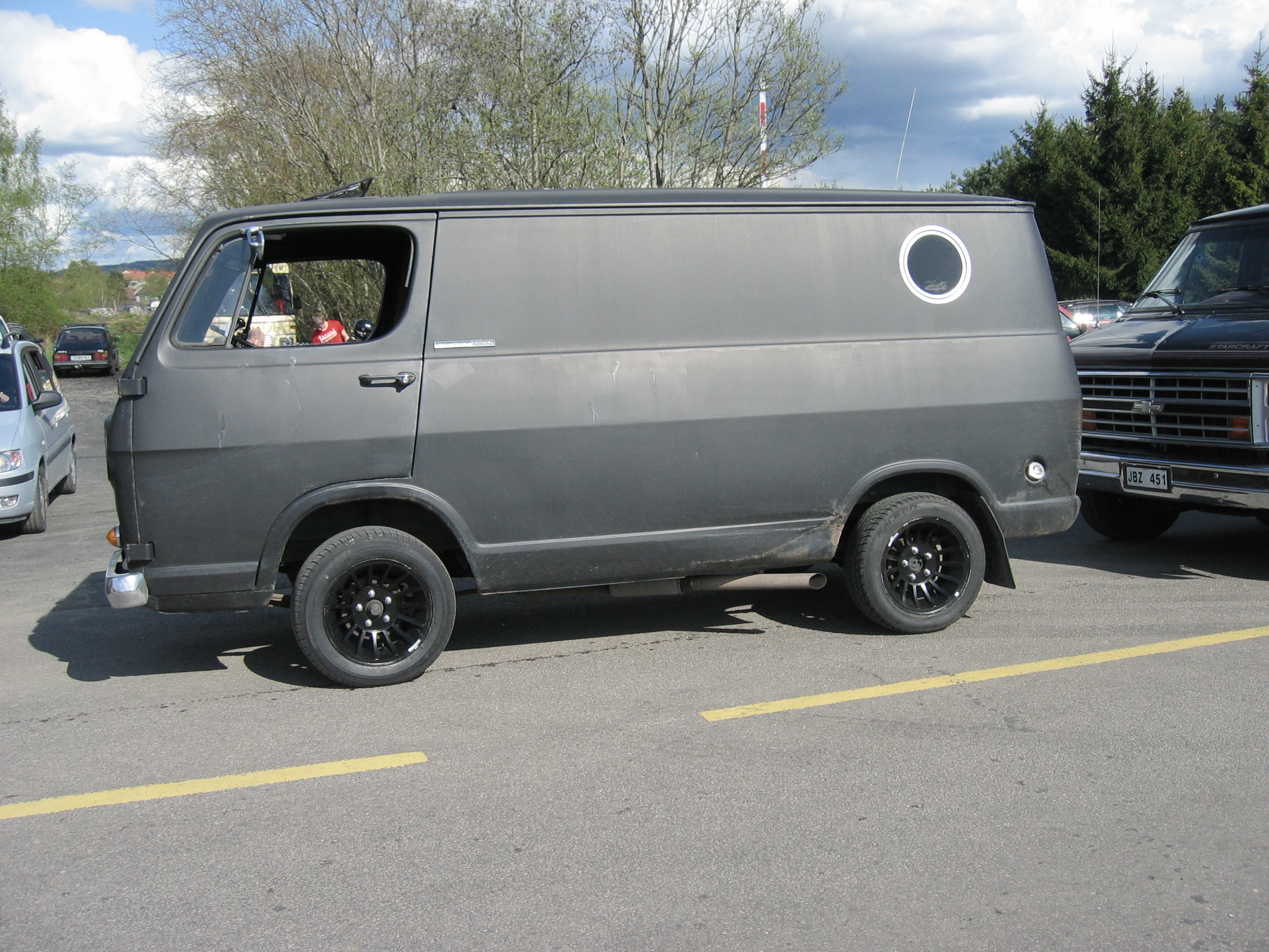 Craigslist 1966 Chevy Van | Autos Post