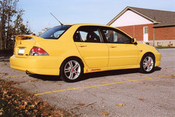 comatozas 2005 Mitsubishi Lancer