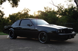 96BlackMambas 1986 Buick Grand National