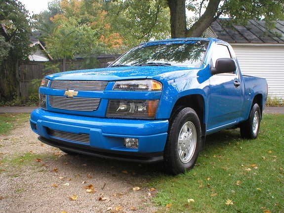 92rangercustom 2007 chevrolet colorado regular cab specs photos modification info at cardomain. Black Bedroom Furniture Sets. Home Design Ideas