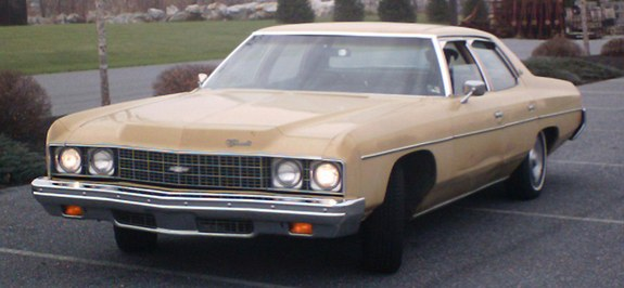 Merlintso 1973 Chevrolet Impala Specs Photos