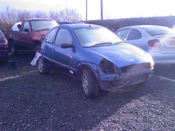Another fisher909 1998 Ford Ka post... - 9549584