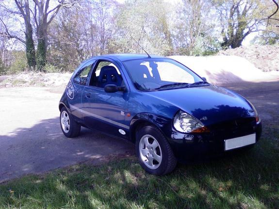 fisher909 1998 Ford Ka
