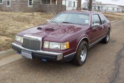 bandit68s 1986 Lincoln Mark VII