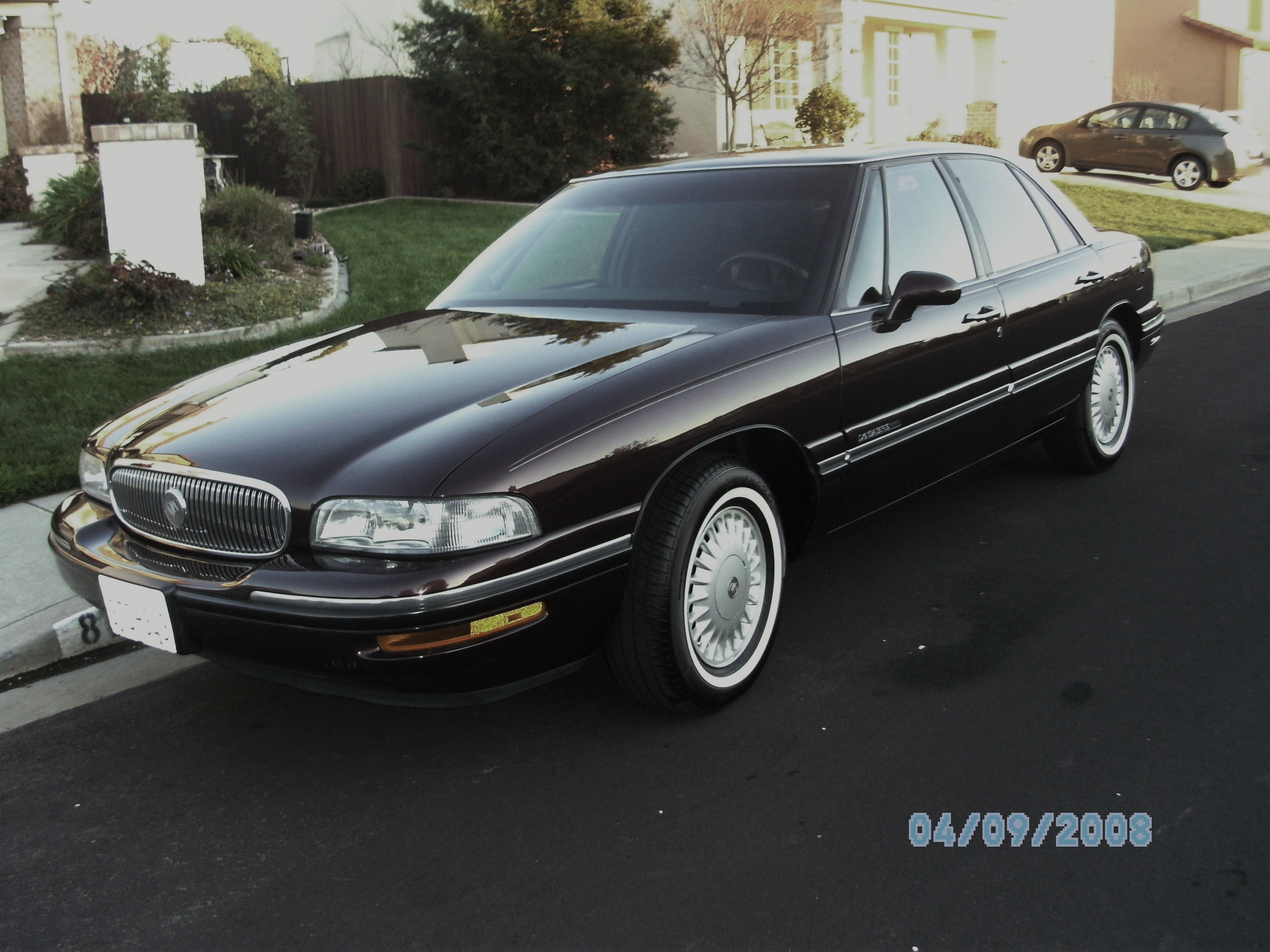 punkys14 1997 buick lesabre specs photos modification. Black Bedroom Furniture Sets. Home Design Ideas