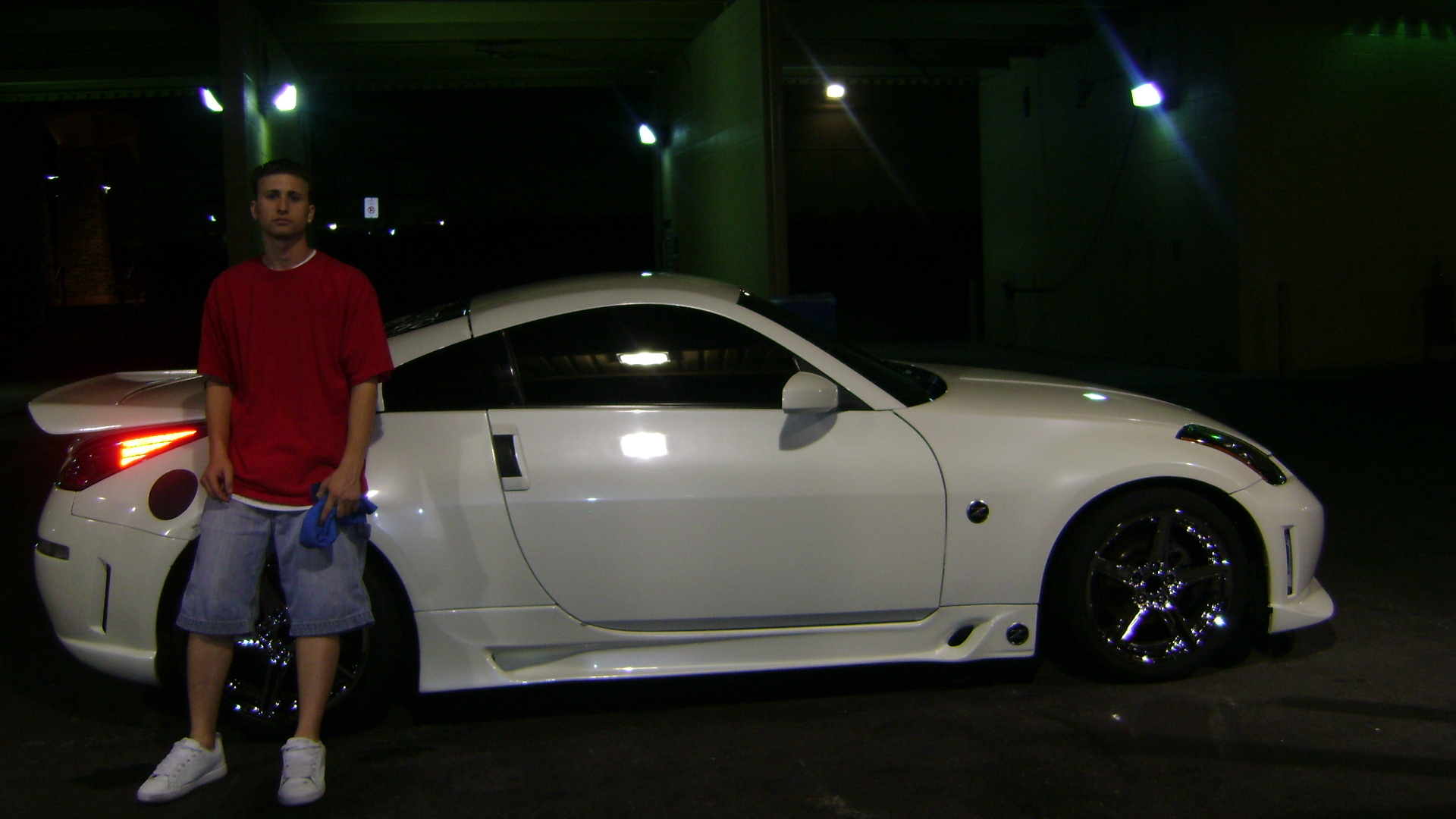 Another Evil_Ways 2003 Nissan 350Z post... - 13046903