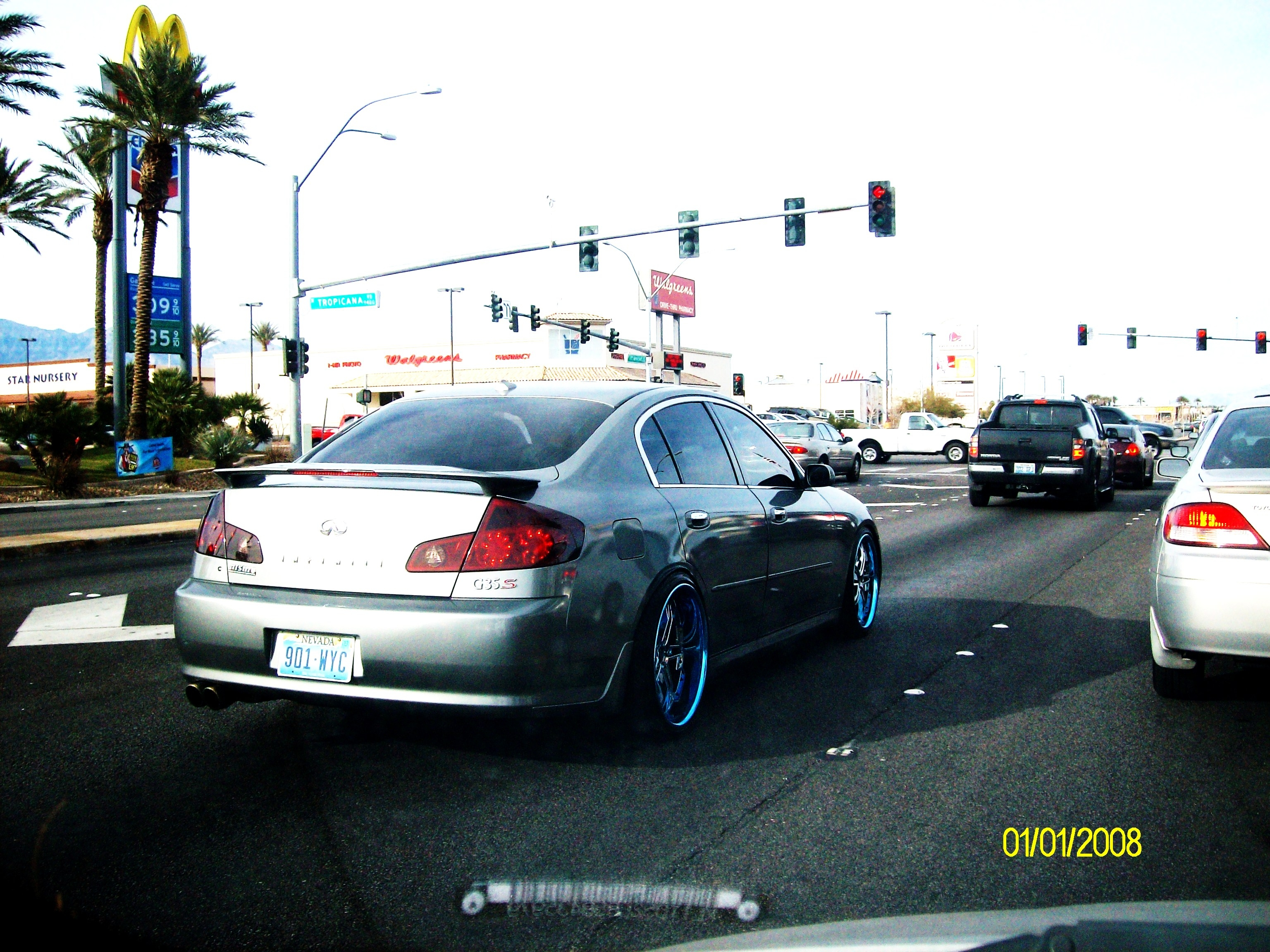 Another Evil_Ways 2003 Nissan 350Z post... - 13047420