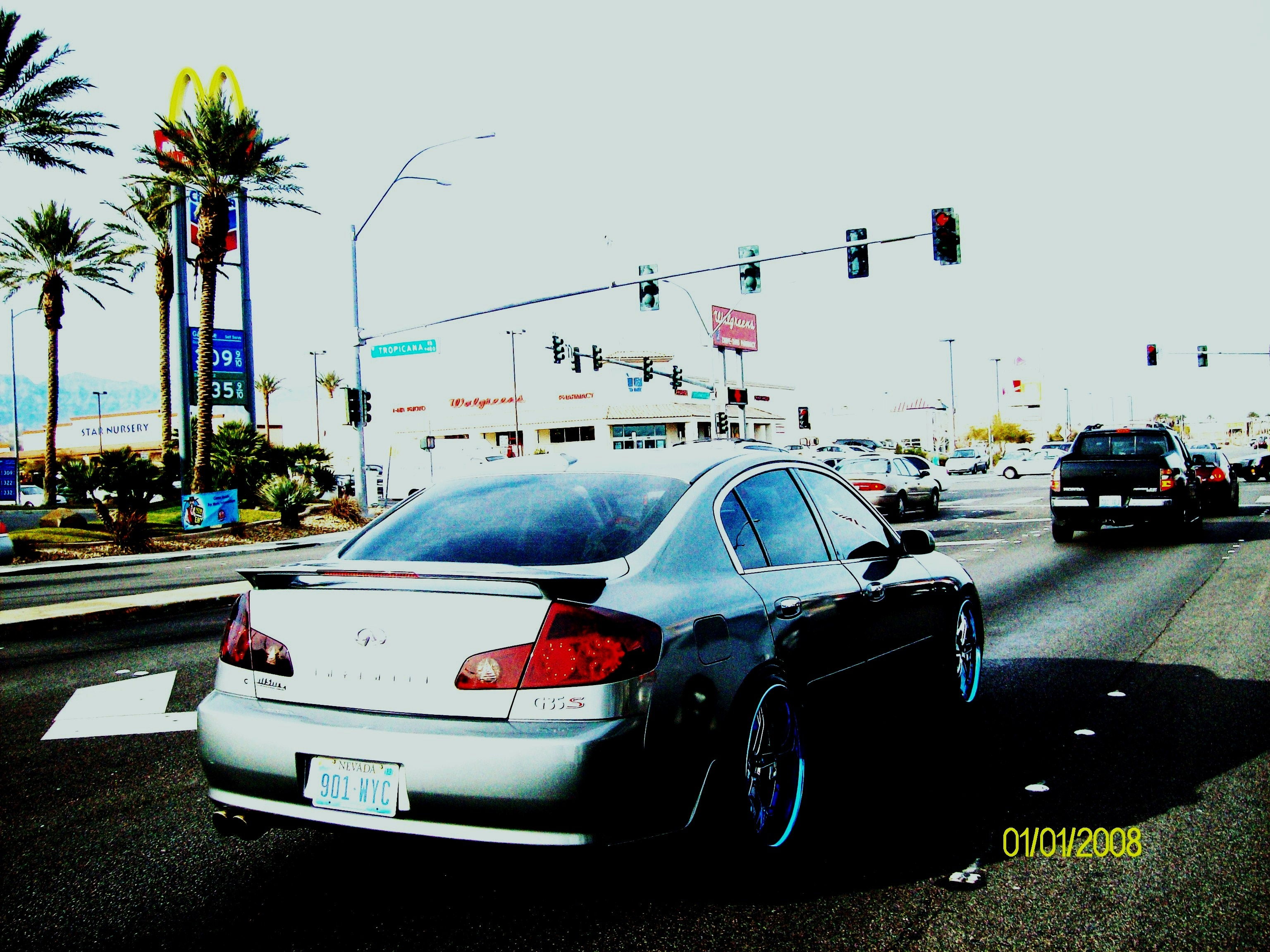 Another Evil_Ways 2003 Nissan 350Z post... - 13047423