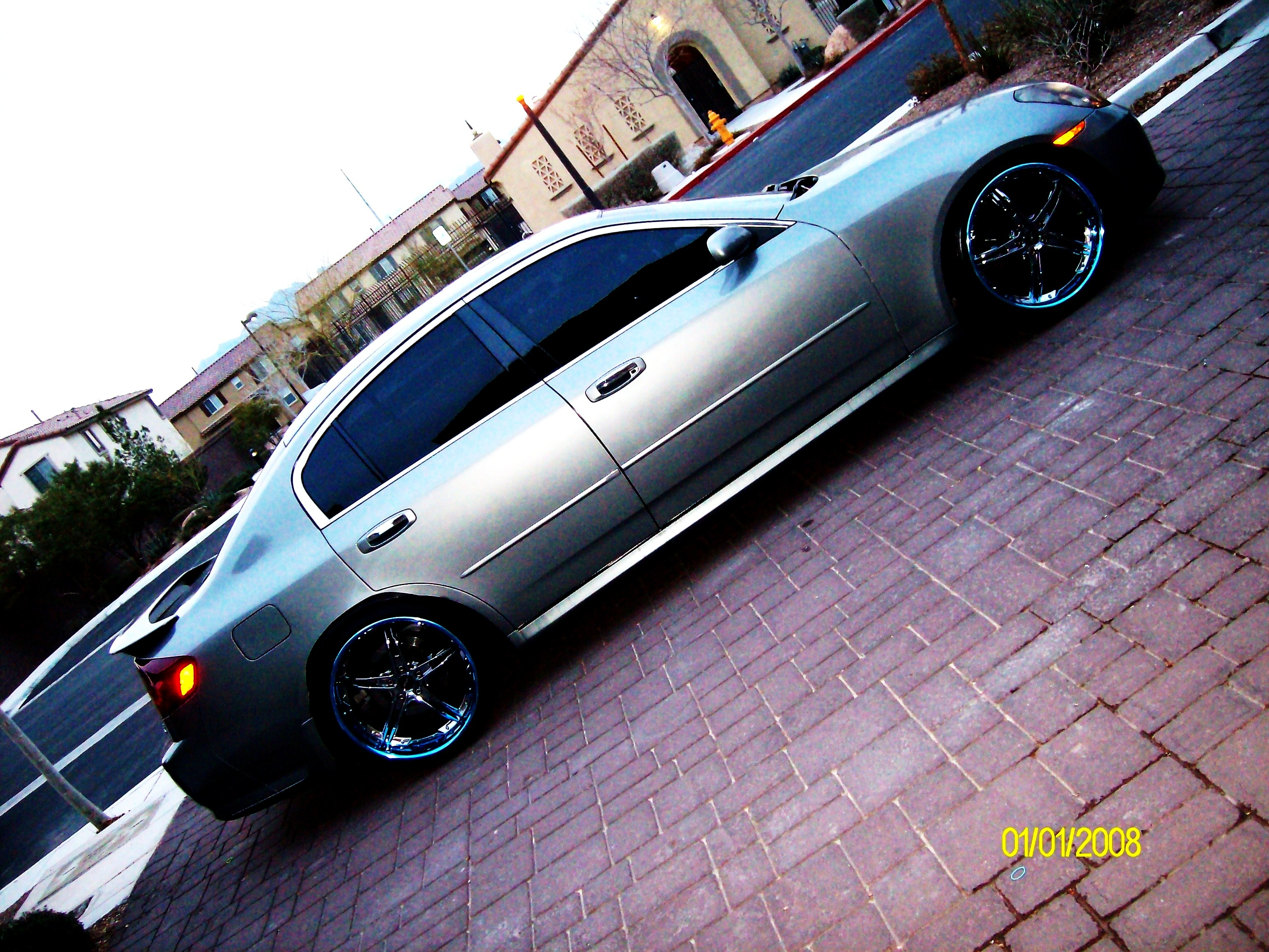 Another Evil_Ways 2003 Nissan 350Z post... - 13047428