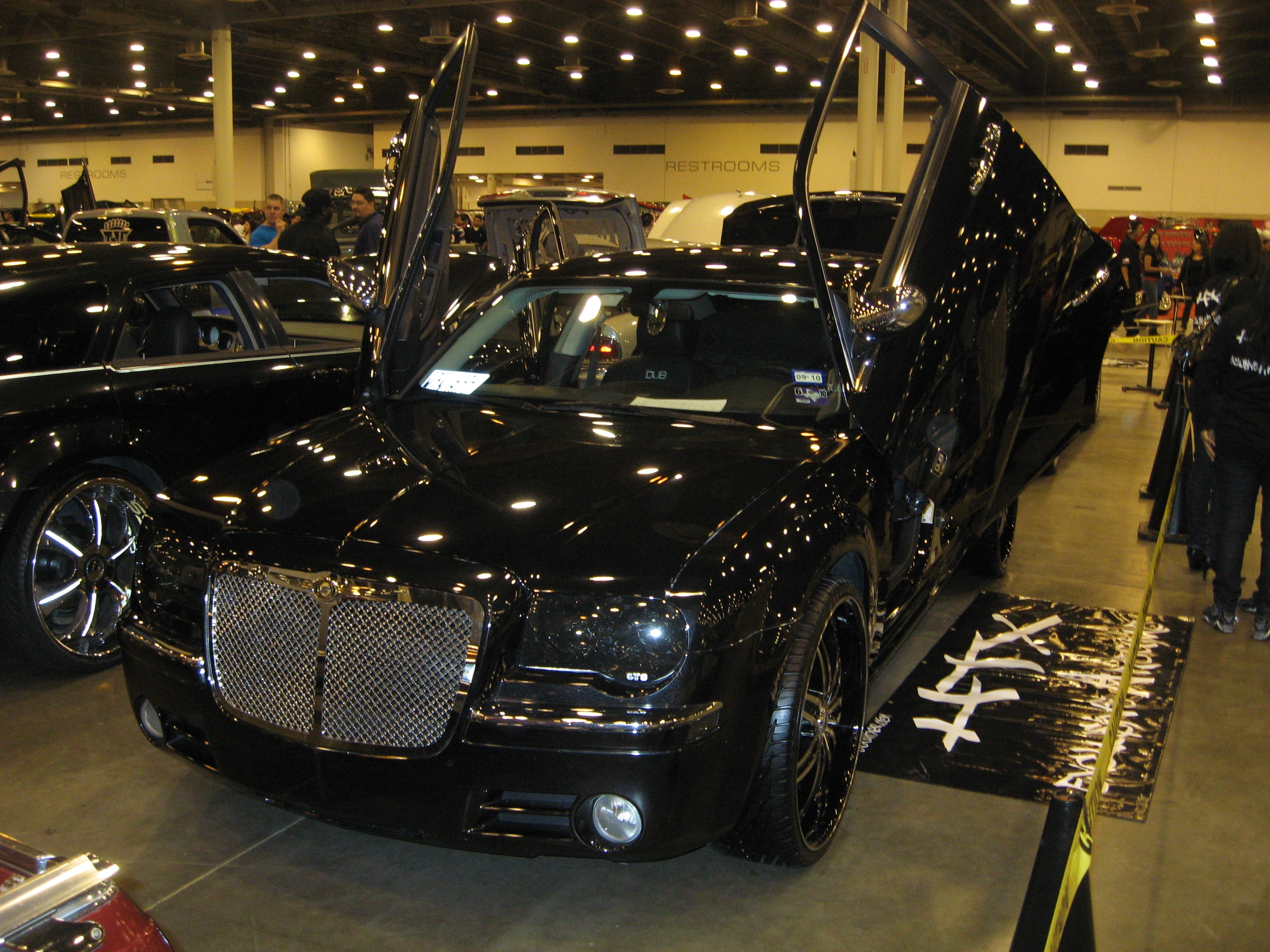 Another Tempo300 2008 Chrysler 300 post... - 13501698