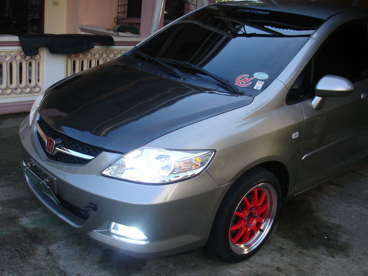 Rvhie 2006 Honda City Specs  Photos  Modification Info At