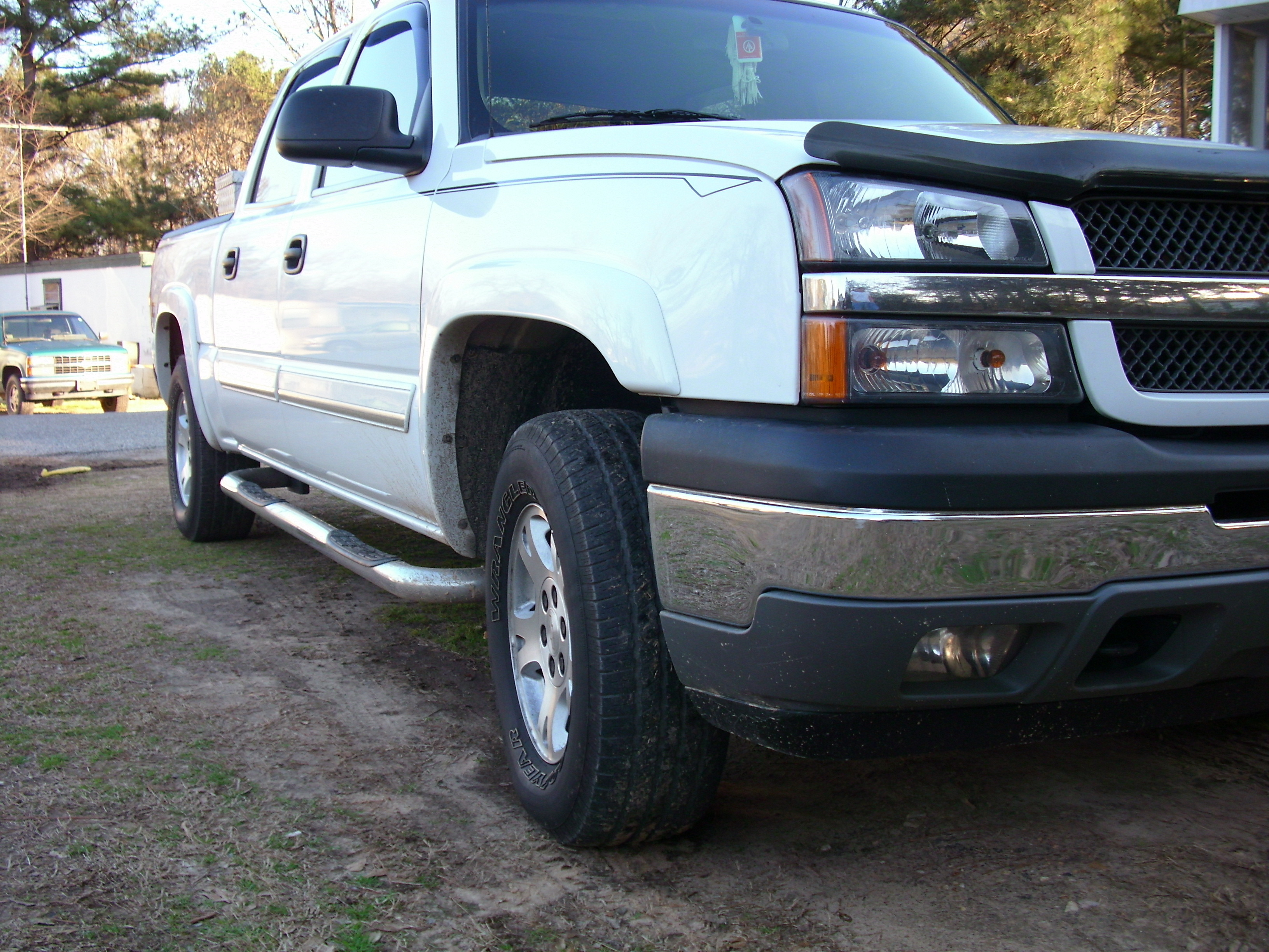 jackloud 2005 chevrolet silverado 1500 regular cab specs photos modification info at cardomain. Black Bedroom Furniture Sets. Home Design Ideas