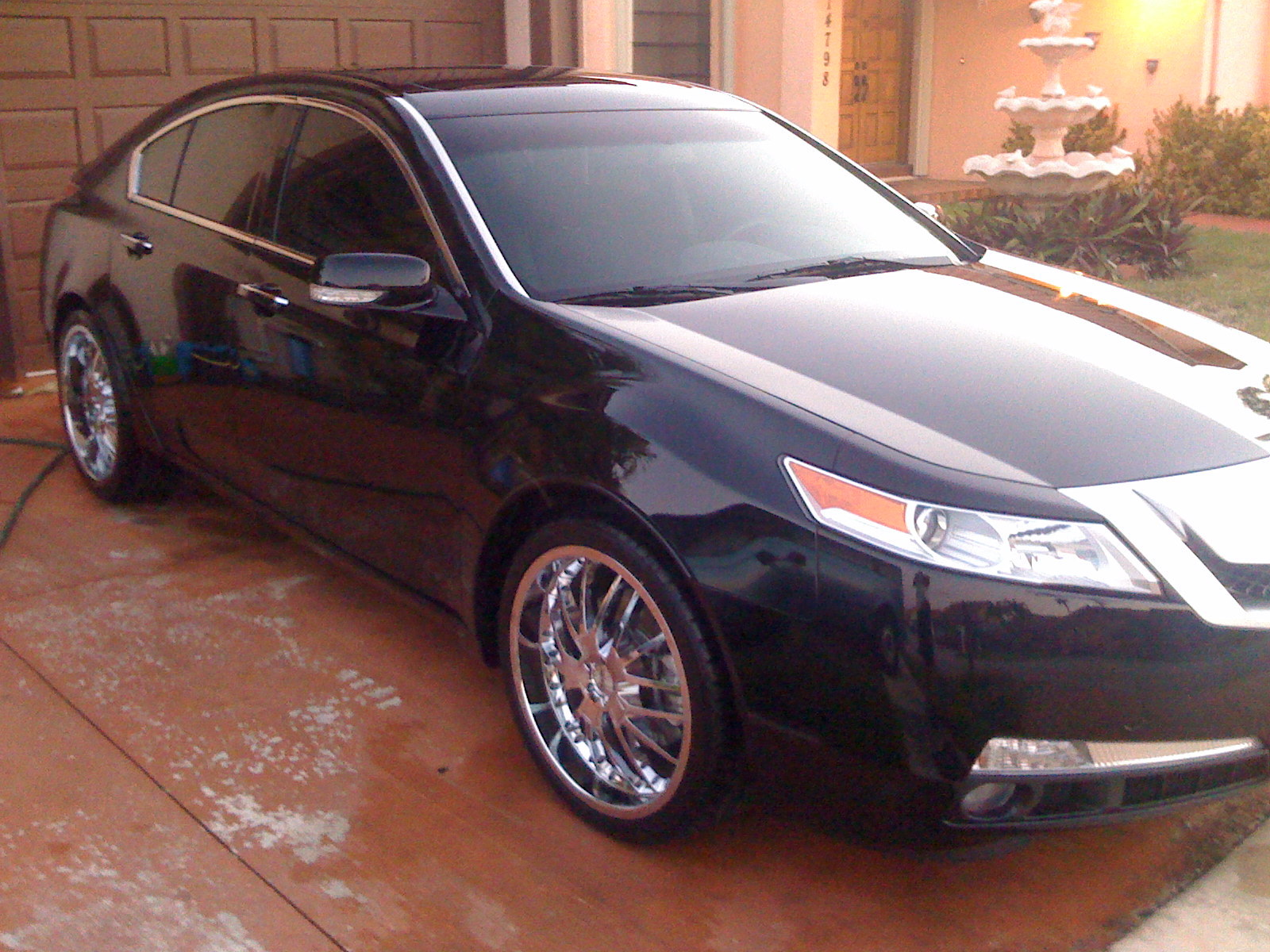 Another craftworkkings 2009 Acura TL post... - 13100462