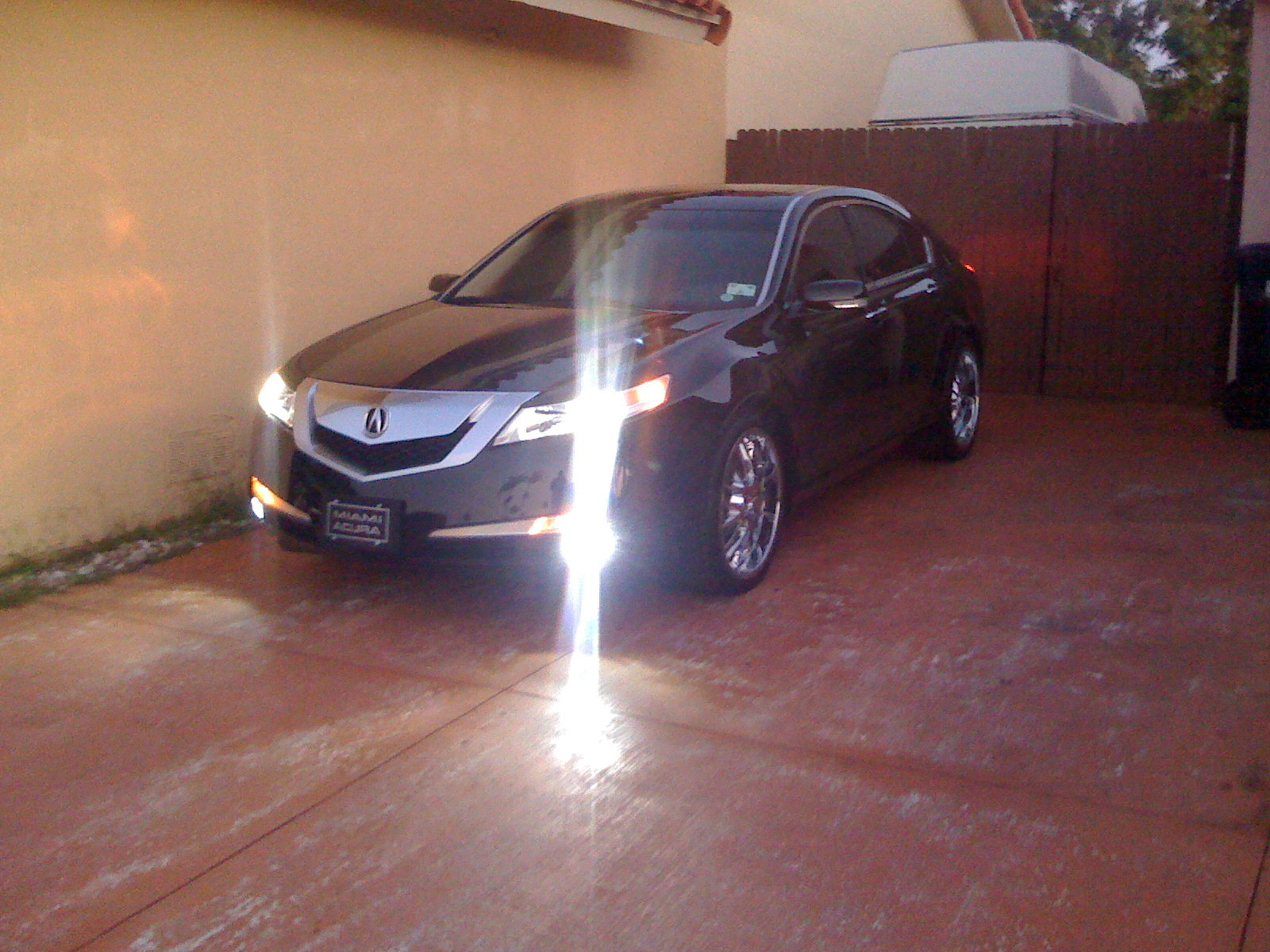 Another craftworkkings 2009 Acura TL post... - 13100463