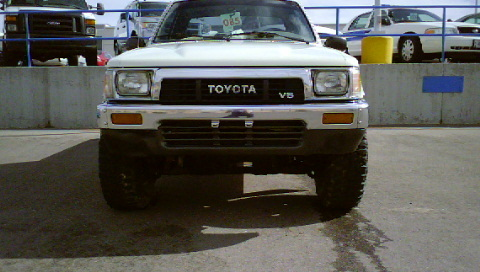 Whiteboy505 1990 Toyota Regular Cab 13019060