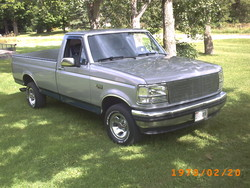 fordtruck24s 1992 Ford F150 Regular Cab